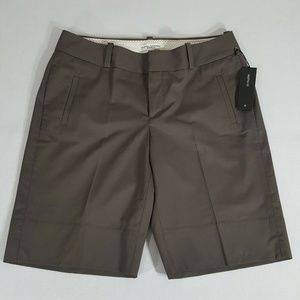 NWT Banana Republic Women's Shorts Martin Fit 8